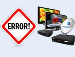 Ошибка 20 на Триколор ТВ онлайн