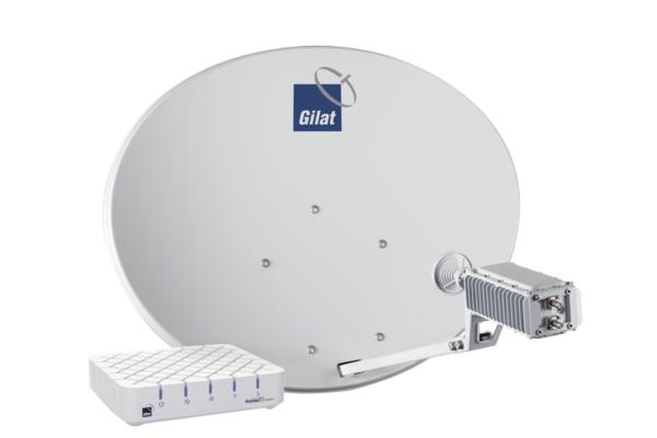 Комплект для подключения спутникового интернета