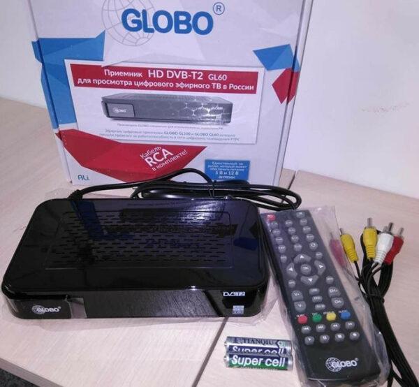 Комплект приставки Globo