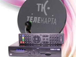 Контроль баланса на личном счете Телекарта ТВ