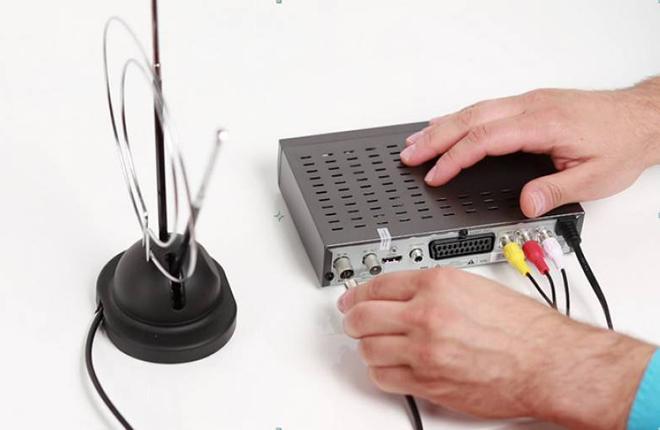 Изготовление комнатная магнитная антенна