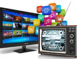 Как организовать прием цифрового ТВ на старый телевизор