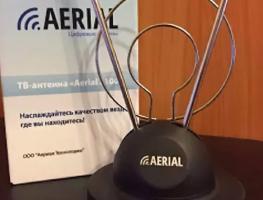 Вся правда о японской антенне Aerial 2100