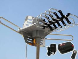Уличные антенны для цифрового телевидения