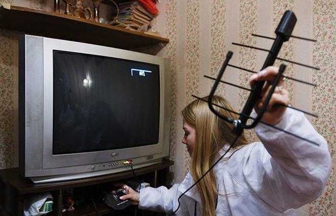 Зависает ТВ