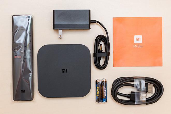 Smart-TV приставка Xiaomi MI Box