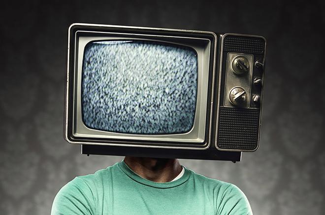 Вред ТВ