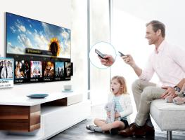 Настройка телевизора Samsung на прием цифровых каналов