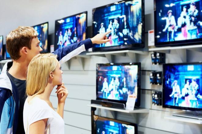 Телевизоры 24 дюйма со Smart TV