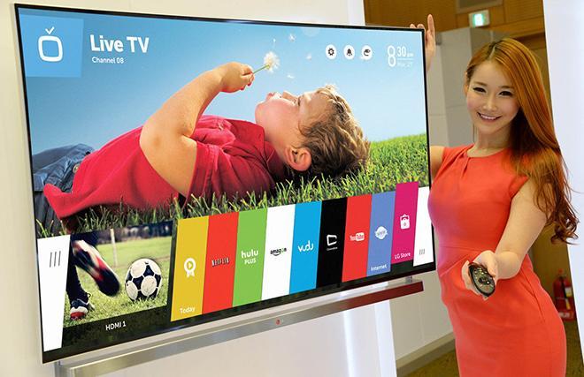 Смарт ТВ. Приложения