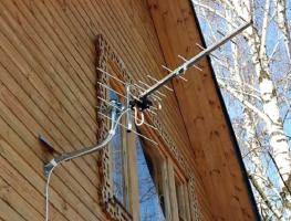 Цифровое телевидение на даче без тарелки: варианты подключения