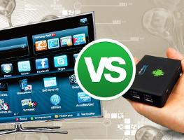 Выбираем приставку Smart-TV на Android