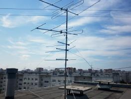 Цифровое телевидение через общедомовую антенну