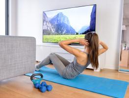 Смотреть телевизор и худеть: возможно ли это?