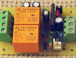 Схемы защиты громкоговорителей акустических систем