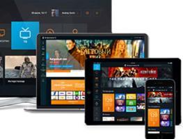 Обзор приложения Ростелеком для Smart TV