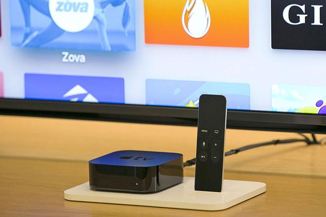 Подключение appl tv