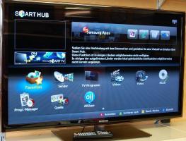 Все нюансы работы Samsung Smart Hub