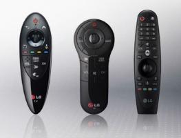 Виды и особенности пультов для СМАРТ-телевизоров LG