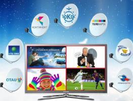 ТОП-7 лучших комплектов спутникового ТВ какую тарелку лучше купить для телевизора