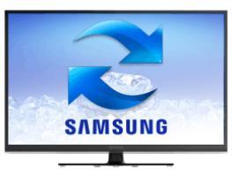 Процедура обновления на телевизорах Samsung Smart TV