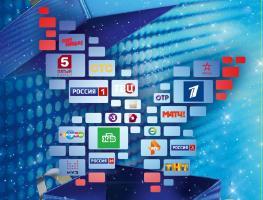 ЦЭТВ в России: список каналов и перспективы развития