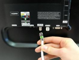 Как подключить цифровое кабельное телевидение