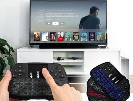 ТОП-5 лучших клавиатур и мышей для Smart TV