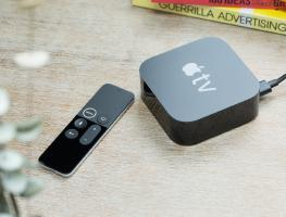 Подключение и настройка приставки Apple TV