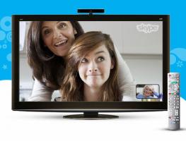 Установка приложения Skype на СМАРТ-телевизор