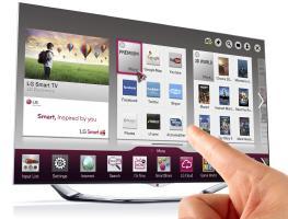 Как активировать СМАРТ-ТВ на телевизорах LG