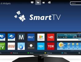 Настройка СМАРТ-ТВ на телевизорах марки Philips