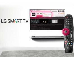 Самые востребованные приложения для LG Smart TV