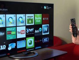Правила установки приложений на Sony Smart TV