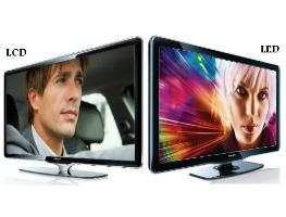 В чем разница между LED и ЖК-телевизорами