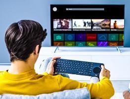 Правила подключения клавиатуры и мыши к СМАРТ-ТВ