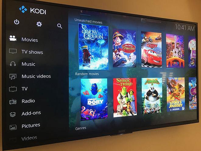 IPTV Player Kodi