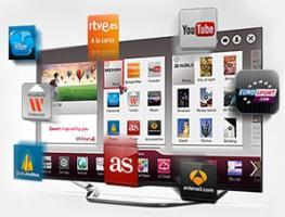 WebOS  — функциональные возможности платформы  LG Smart TV