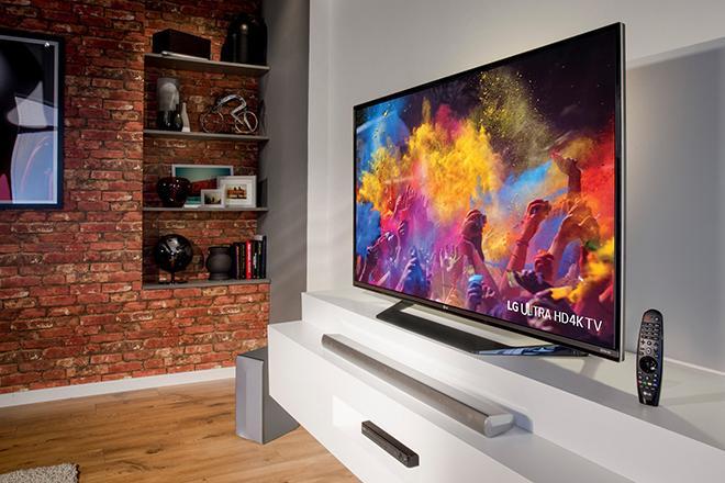 4К телевизор