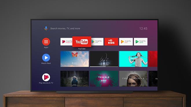 Телевизор с андроид ТВ