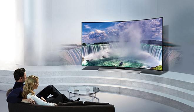 Красивый телевизор