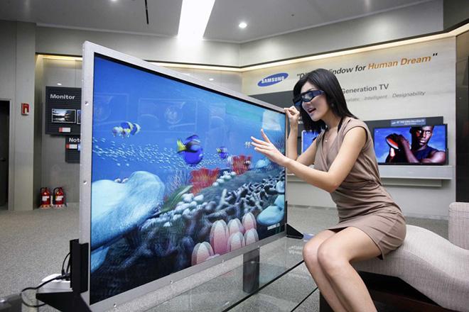 Современный телевизор