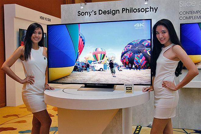 телевизор с технологией HDR