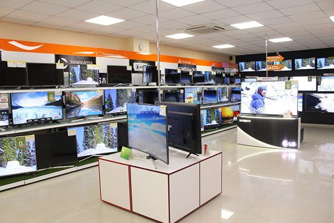 Разнообразие телевизоров