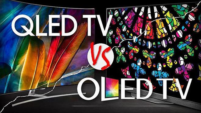 OLED против QLED