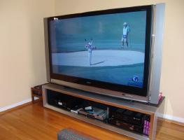 Особенности проекционных телевизоров