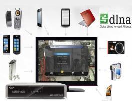 Медиасервер для телевизора
