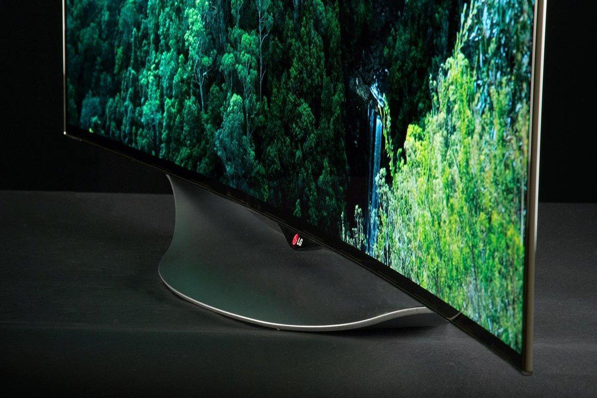 Изогнутые экраны или Curved TV