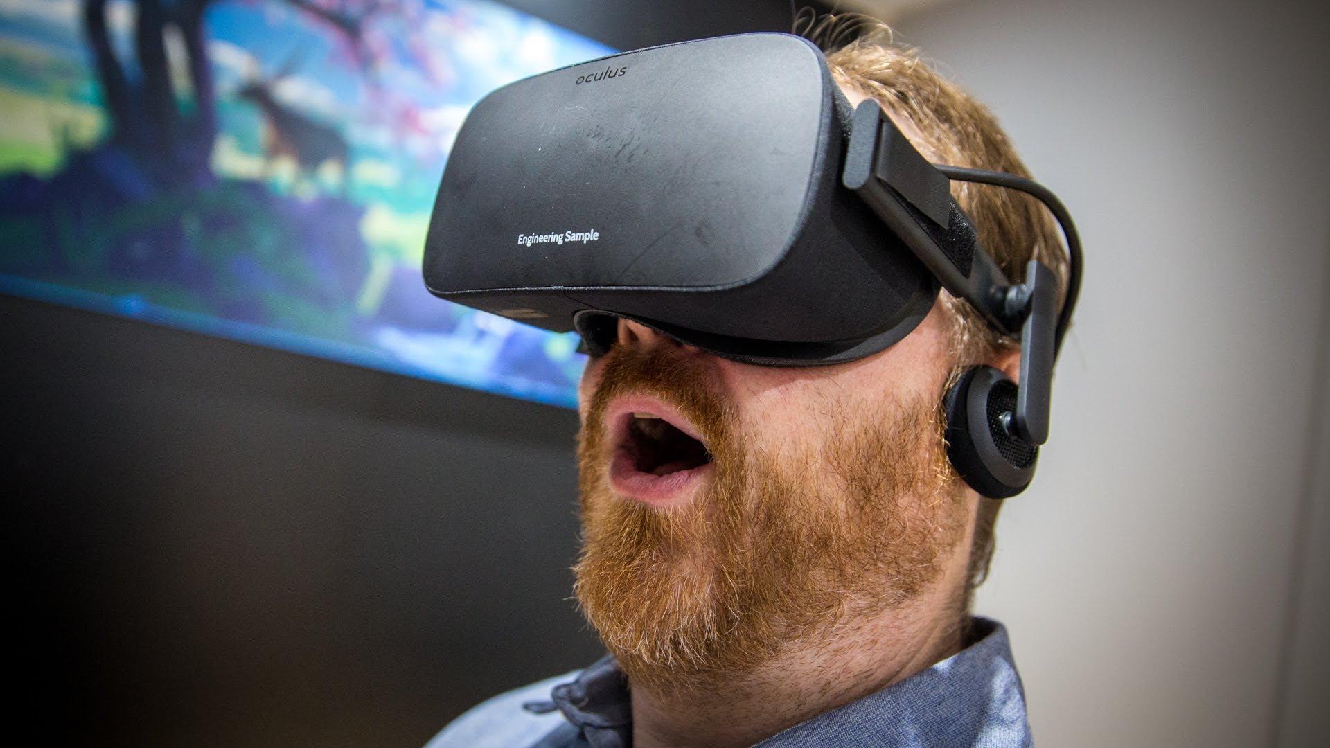VR (виртуальная реальность)