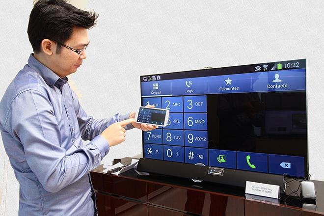 Смартфон и ТВ